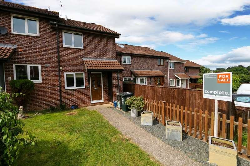 2 Bedrooms End Of Terrace House for sale in Coniston Road, Ogwell