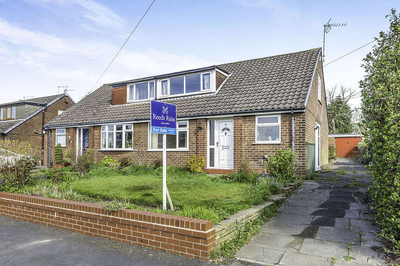 3 Bedrooms Semi Detached Bungalow for sale in Willowbrook Drive, Shevington, Wigan, WN6