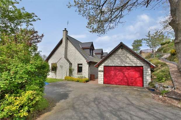 5 Bedrooms Detached House for sale in Bellwood Den, Aboyne, Aberdeenshire