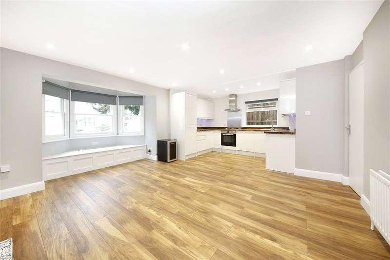 2 Bedrooms Maisonette Flat for sale in Hamlet Road, London