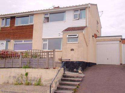 3 Bedrooms Semi Detached House for sale in Bodmin, Cornwall, England