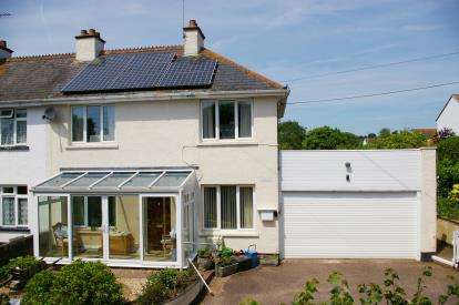 3 Bedrooms Semi Detached House for sale in East Budleigh, Budleigh Salterton, Devon