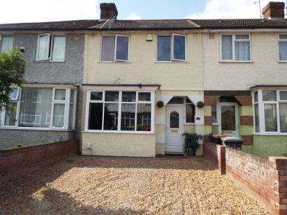 3 Bedrooms Terraced House for sale in Cedar Road, Bedford, Bedfordshire