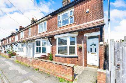 3 Bedrooms End Of Terrace House for sale in Oliver Road, Bletchley, Milton Keynes, Buckinghamshire