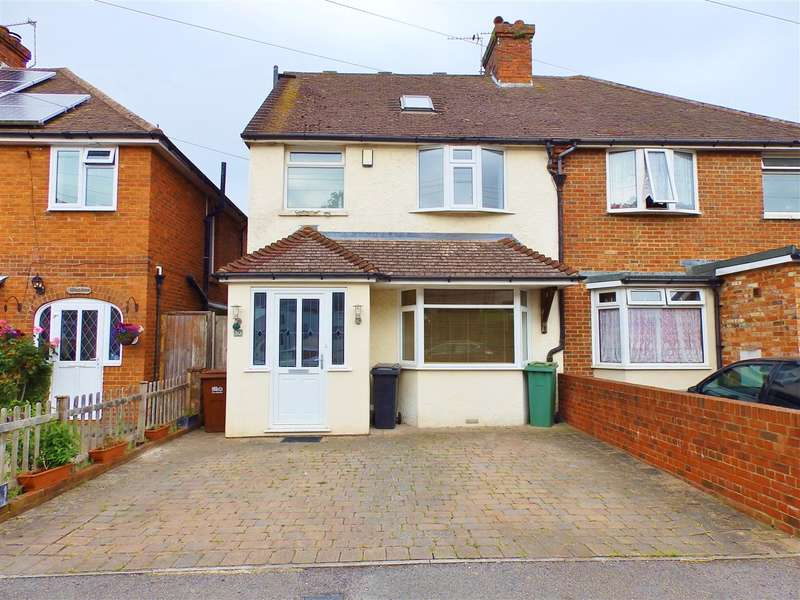 4 Bedrooms Semi Detached House for sale in Percival Road, Eastbourne