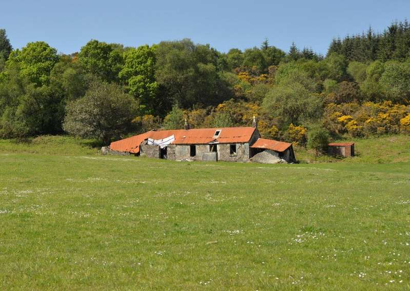 Land Commercial for sale in Colachla, Ardlamont, Kames, Tighnabruaich, Argyll and Bute, PA21