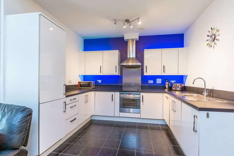 1 Bedroom Flat for sale in Manor House Court, Hanwell, W7
