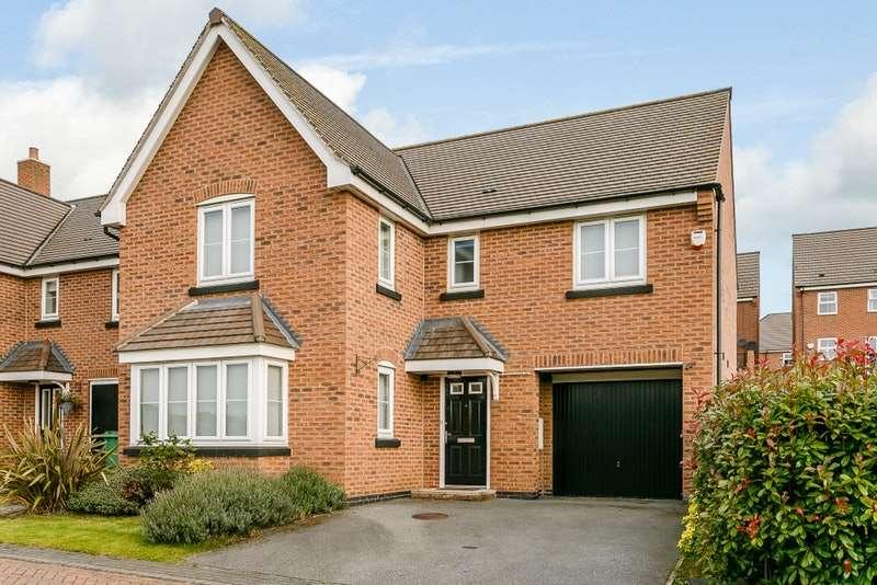 4 Bedrooms Detached House for sale in Blenkinsop Drive, Leeds, West Yorkshire, LS10