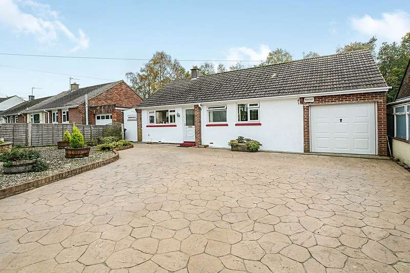 2 Bedrooms Detached Bungalow for sale in Villiers Avenue, Newton Abbot, TQ12