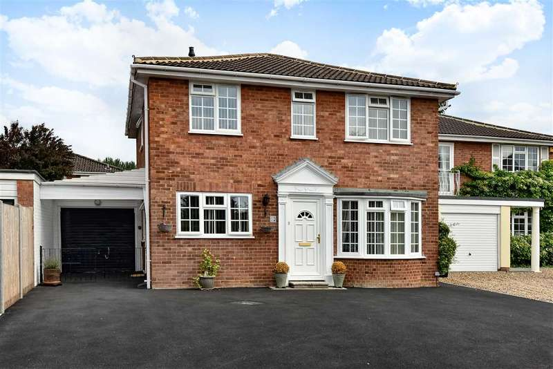 4 Bedrooms Detached House for sale in St Marys Road, Sindlesham