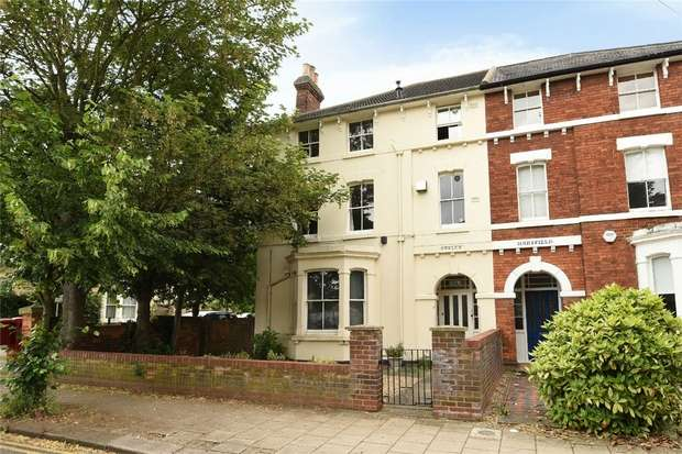 1 Bedroom Flat for sale in Chaucer Road, Bedford