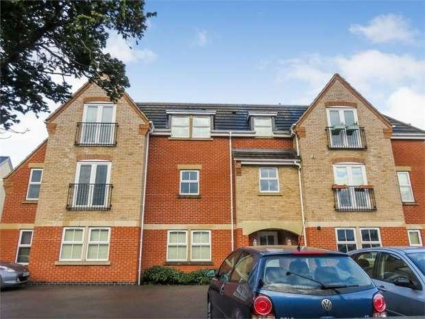 2 Bedrooms Flat for sale in Ferncroft Walk, Chellaston, Derby