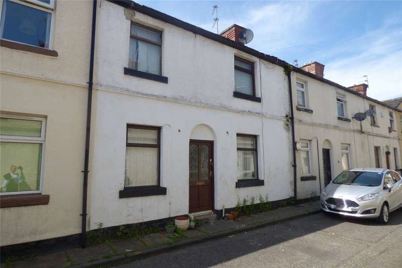 2 Bedrooms Terraced House for sale in Copster Place, Hollins, Oldham, Greater Manchester, OL8