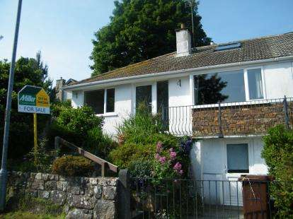3 Bedrooms Bungalow for sale in Gulval, Penzance, Cornwall
