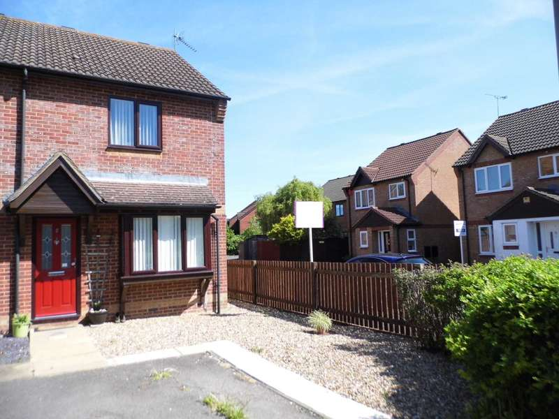2 Bedrooms End Of Terrace House for sale in Sheridan Close, Aylesbury