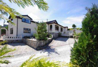 3 Bedrooms Bungalow for sale in Trelogan, Holywell, Flintshire, Uk, CH8