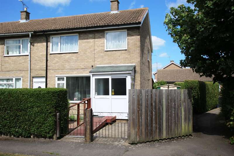 2 Bedrooms End Of Terrace House for sale in Sycamore Road, Houghton Regis, Dunstable