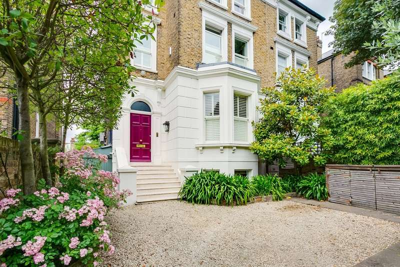 4 Bedrooms Semi Detached House for sale in Abbeville Road, Clapham, London