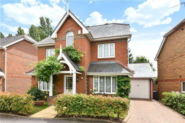 4 Bedrooms Detached House for sale in Raymond Road, Maidenhead, Berkshire