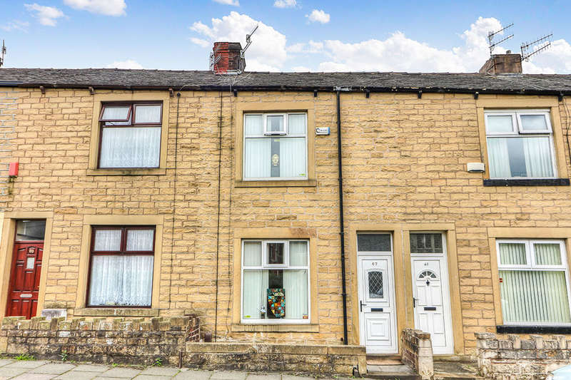 2 Bedrooms Terraced House for sale in Ebor Street, BURNLEY, BB10