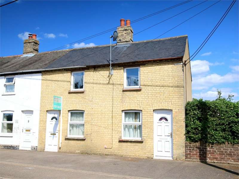 3 Bedrooms End Of Terrace House for sale in Offord D'arcy, ST NEOTS