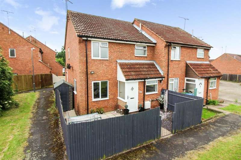 1 Bedroom Terraced House for sale in Meredith Drive, Aylesbury