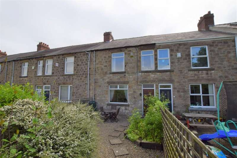 3 Bedrooms Terraced House for sale in Greencroft Terrace, Greencroft, Stanley
