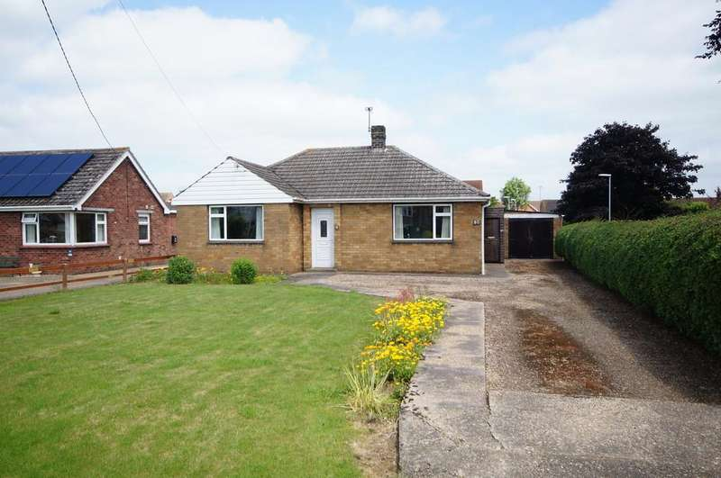 2 Bedrooms Detached Bungalow for sale in Walcott Road, Billinghay, Lincoln