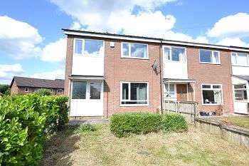 3 Bedrooms End Of Terrace House for sale in Peveril Walk, Macclesfield, SK11 8SB