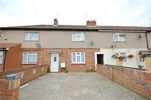 3 Bedrooms Terraced House for sale in Granville Avenue, Slough, Berkshire