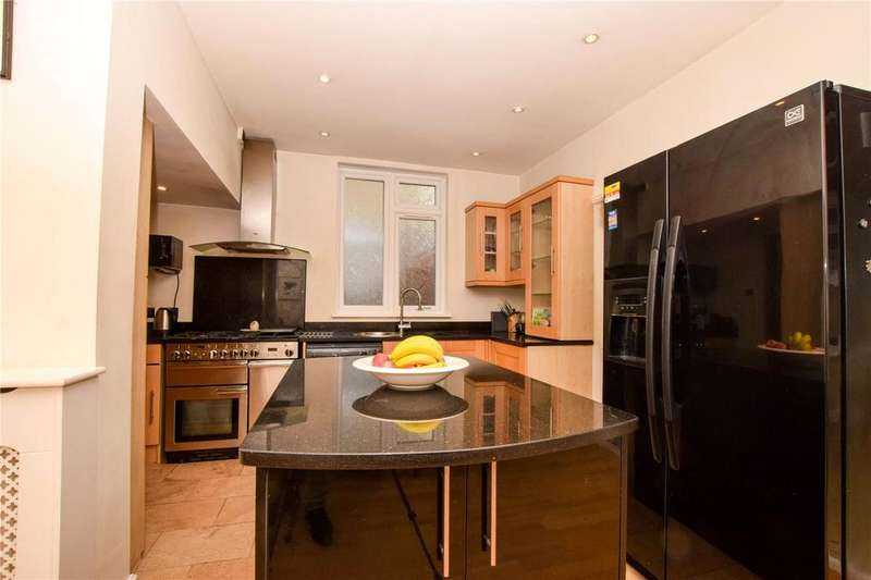 5 Bedrooms Semi Detached House for sale in Purbrock Avenue, Watford, Hertfordshire, WD25
