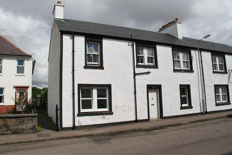 1 Bedroom Ground Flat for sale in Union Street, Lochgilphead PA31
