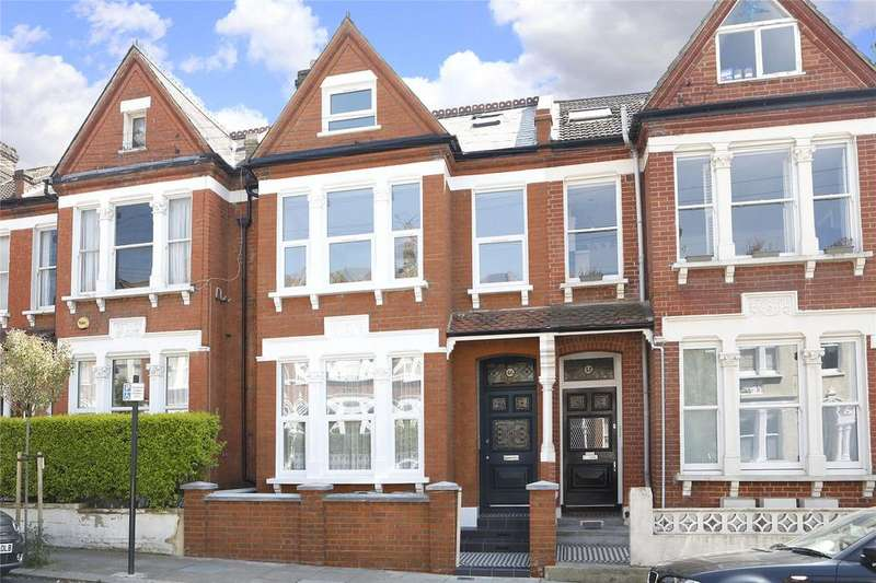 5 Bedrooms Terraced House for sale in Norfolk House Road, Streatham Hill, London, SW16