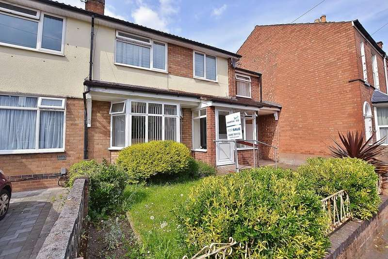 5 Bedrooms Semi Detached House for sale in Gordon Street, Leamington Spa