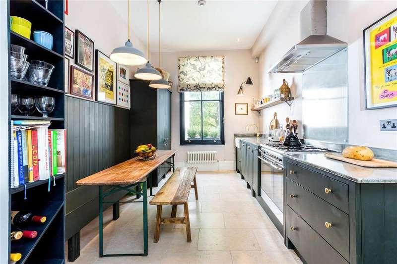 3 Bedrooms Maisonette Flat for sale in Ladbroke Grove, Notting Hill, London, W10