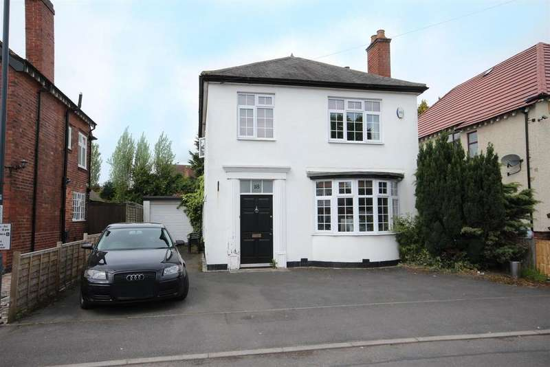 3 Bedrooms Detached House for sale in Lawn Heads Avenue, Littleover