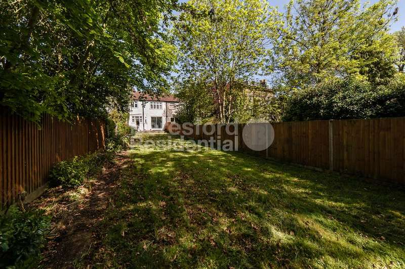 4 Bedrooms Semi Detached House for sale in Lancaster Avenue, West Norwood, SE27