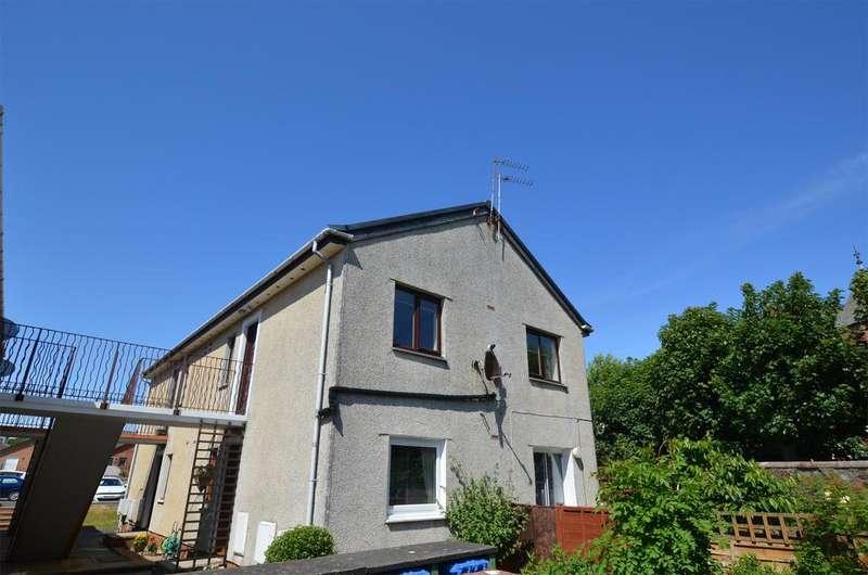 1 Bedroom Flat for sale in 16 Bevan Court, Ardrossan
