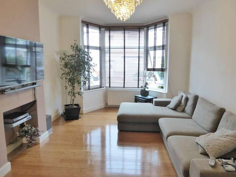 5 Bedrooms Terraced House for sale in Caithness Road, Tooting Borders, CR4