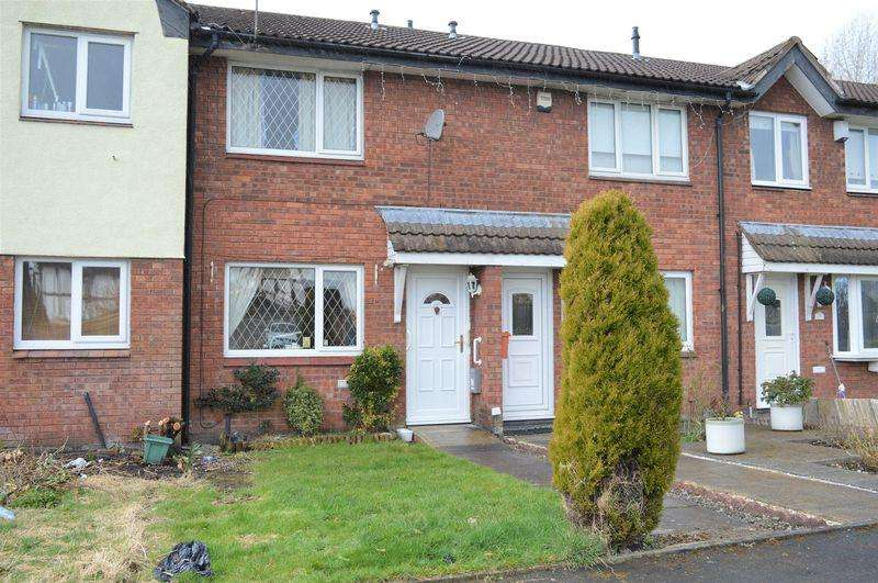 2 Bedrooms Terraced House for sale in Westhead Avenue, Lowton, WA3 2TQ