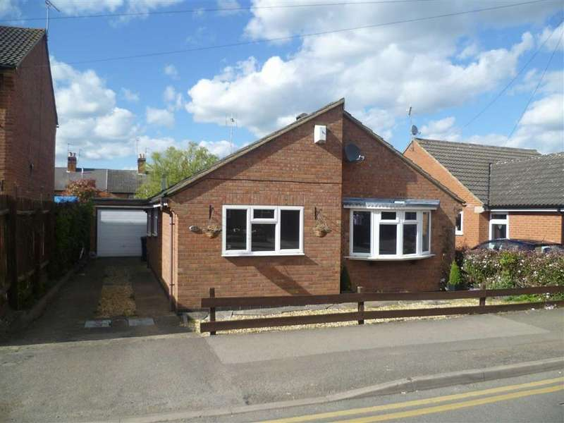 2 Bedrooms Detached Bungalow for sale in Bath Street, Market Harborough