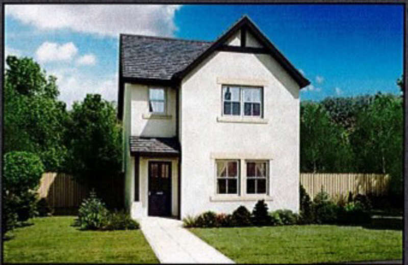3 Bedrooms Detached House for sale in The Harter House Type, Plot 1A, Abbotsmead Development, Friars Lane, Barrow-in-Furness, Cumbria, LA1