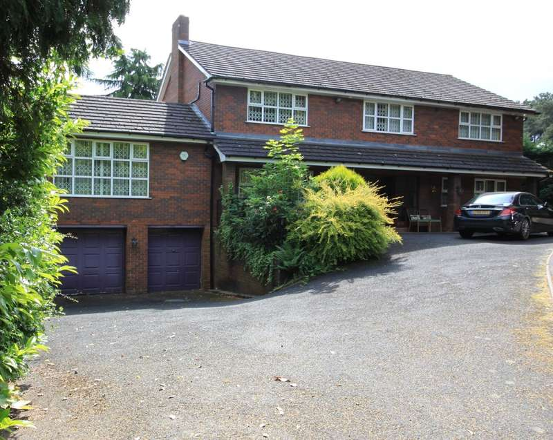 7 Bedrooms Detached House for rent in Richmond Hill Road, Edgbaston