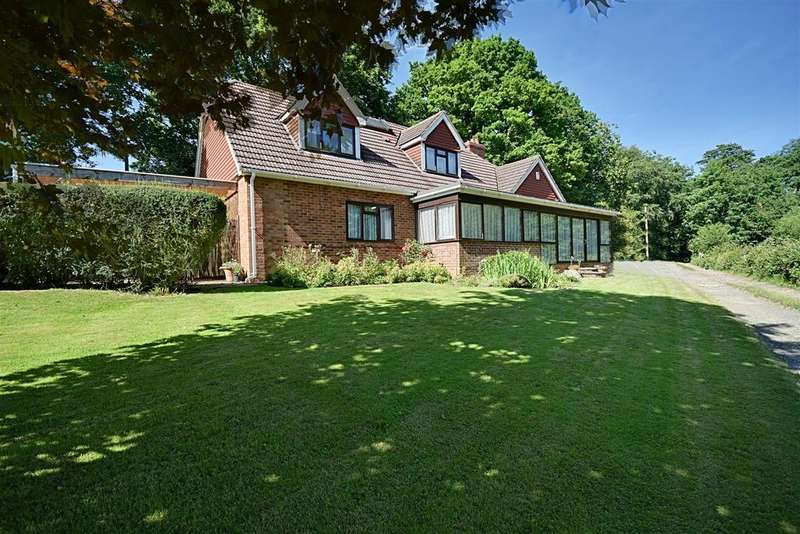 4 Bedrooms Detached House for sale in St. Marys Lane, Bexhill-On-Sea