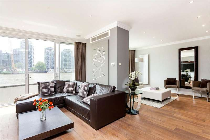 2 Bedrooms Flat for sale in Icon Apartments, 129 Grosvenor Road, London, SW1V