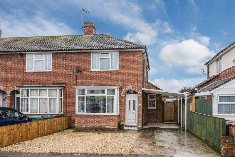 2 Bedrooms End Of Terrace House for sale in Abbey Road, Aylesbury