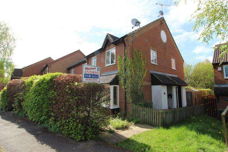 1 Bedroom Terraced House for sale in Anton Way, Aylesbury