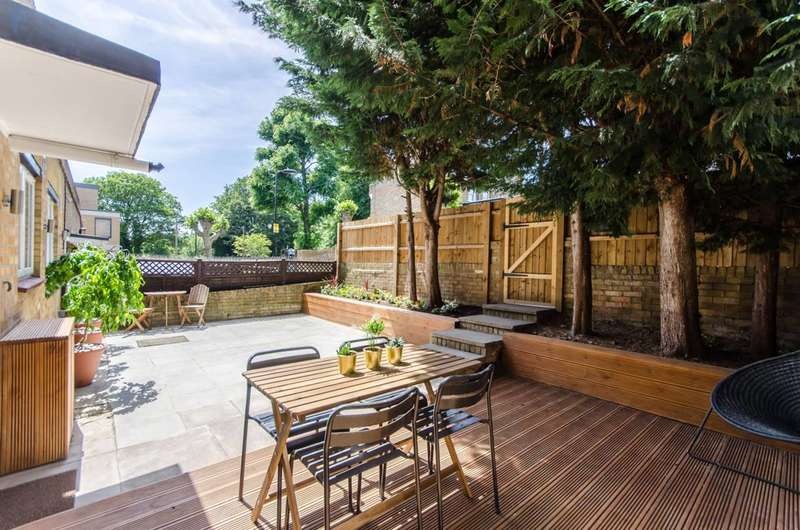 2 Bedrooms Flat for sale in Comberton Road, Clapton, E5