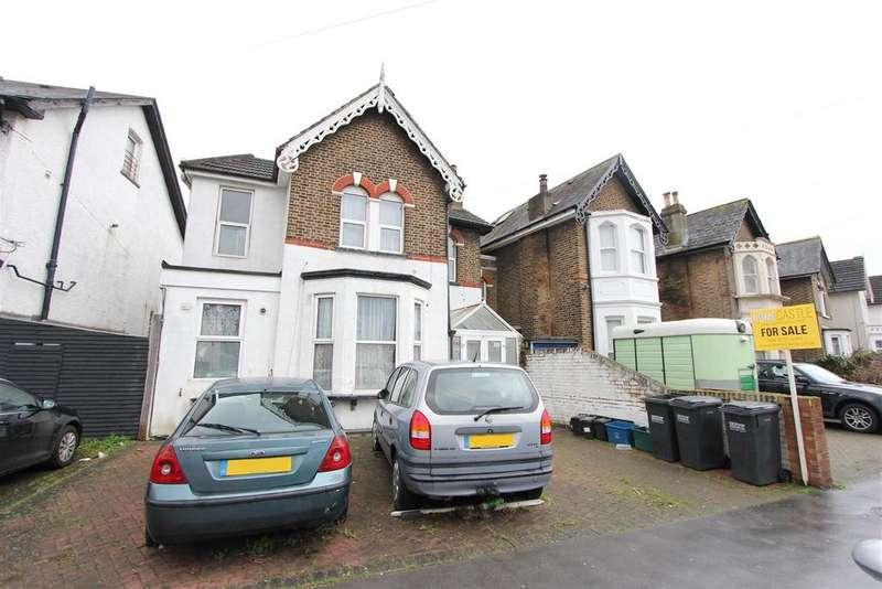 1 Bedroom Flat for sale in Dagnall Park, London