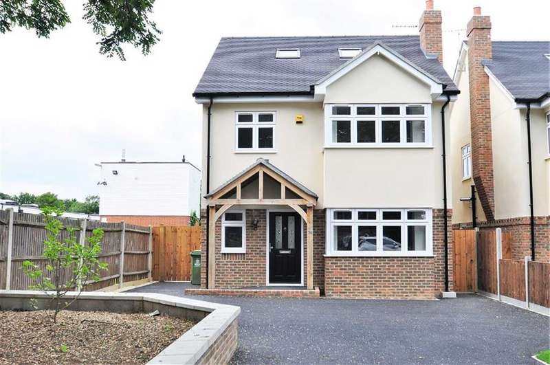 4 Bedrooms Detached House for sale in Lesney Park Road, Northumberland Heath, Erith
